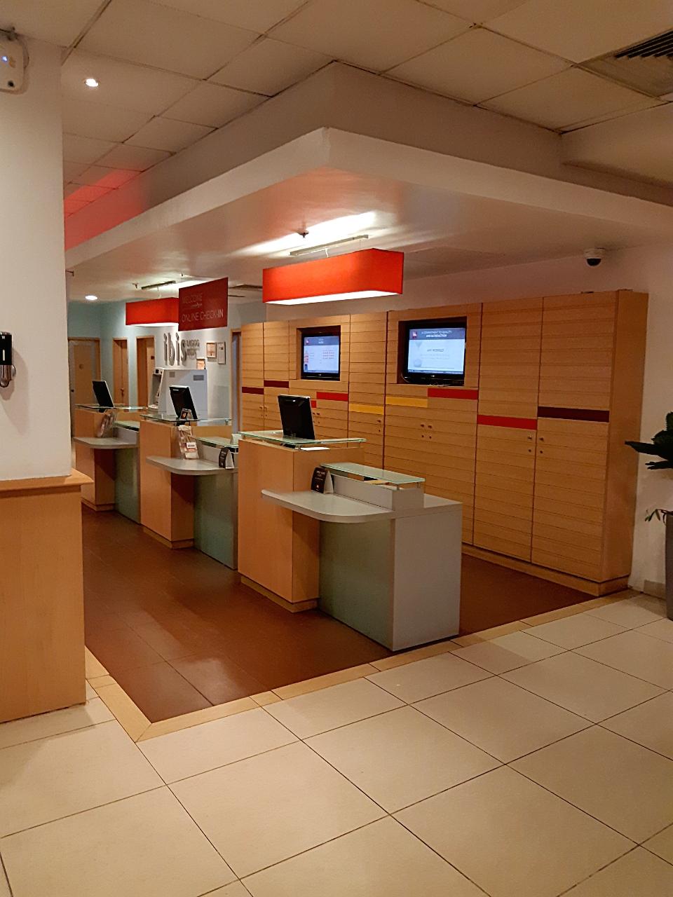 Transit stay at ibis hotel Lagos